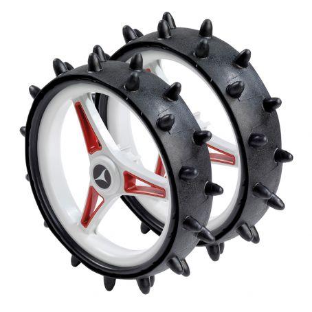 Hedgehog Push Trolley Rear Wheel Sleeves