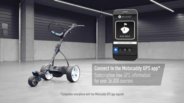 Gps Entfernungsmesser App : Motocaddy gps app