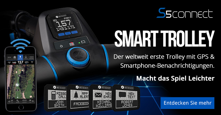 S5 CONNECT Smart Cart